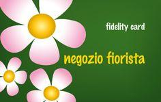Fidelity card fiorista