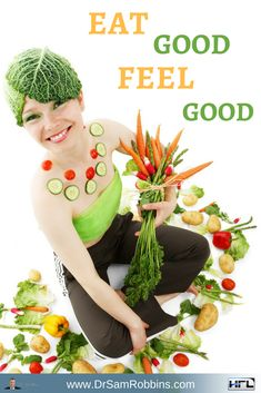 EAT GOOD FEEL GOOD #Quotes