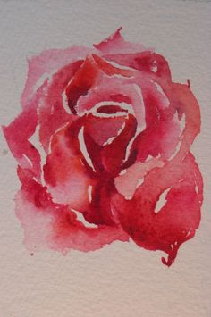 i think my next tattoo will be something i paint.. but in watercolours