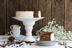 Tiramisu Torte á la Kitchen Impossible | Madame Dessert