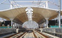Shangai, estación de metro Canobbio