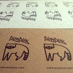 by #maduprint #businesscard #brand