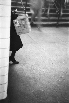 Saul Leiter, New York, c. 1950
