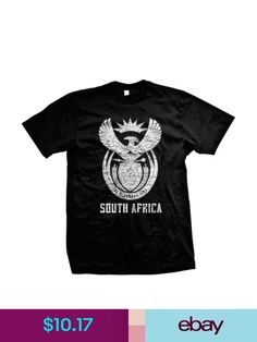T-Shirts Shoes & Accessories Unity In Diversity, Coat Of Arms, Tee Design, Ebay Clothing, Shirt Designs, Africa, Tees, Mens Tops, T Shirt