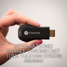 Toivoa on! #katsomo on laahannut NIIN perässä vebbiTV:n suhteen. Tuleva syksy on toivoa täynnä. Lupaavat #chromecast tukea syksyksi! #keepyourpromises #fb #potkukelkkacom