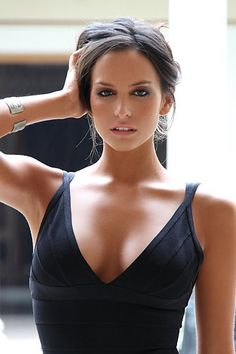 "sweetadorablegirls: ""Genesis Rodriguez "" Beautiful!"