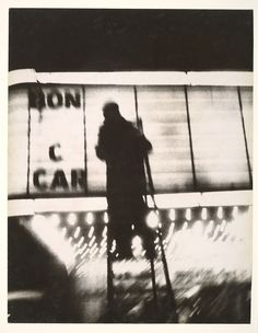 New York, 1954, William Klein