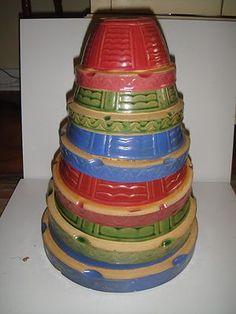 118 stoneware pottery antique - Savvy Ways About Things Can Teach Us Pottery Store, Antique Pottery, Roseville Pottery, Mccoy Pottery, Glazes For Pottery, Pottery Bowls, Pottery Art, Vintage Bowls, Vintage Kitchenware
