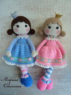 Amigurumi Patterns, Amigurumi Doll, Doll Patterns, Crochet Patterns, Crochet Dolls, Knit Crochet, Crochet Hats, Doll Eyes, Soft Dolls