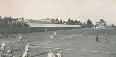 Civil War baseball UO vs. OAC in 1917 in Corvallis.  www.sportingoregon.com