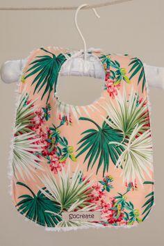 #tropical bib, medium size.
