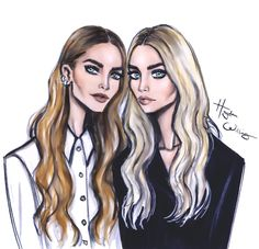 Happy Birthday to the most iconic twin sisters to ever do it! #MaryKateandAshley