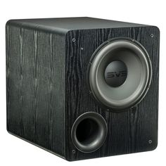 "SVS PB-2000 - 500 Watt DSP Controlled, 12"" Ported Subwoofer"