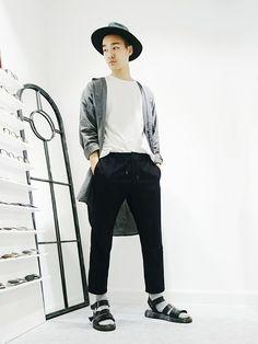 菲力Felix さんの褲子「collectpoint  」を使ったコーディネート