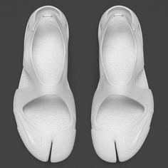 Nike Free Rift Sandal White-White