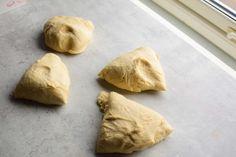 Hvetestang med Nugatti - Noe av det beste jeg har smakt!! | Gladkokken Bread, Food, Brot, Essen, Baking, Meals, Breads, Buns, Yemek