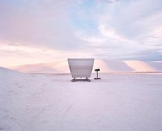 "mexicanist:  "" White Sands National Monument, New Mexico  Ryann Ford  """