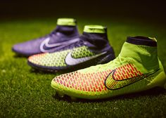 The game will never be the same. Nike Magista Obra.