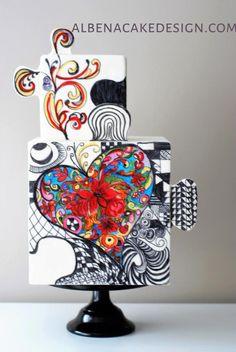 Sugar Art for Autism by Albena