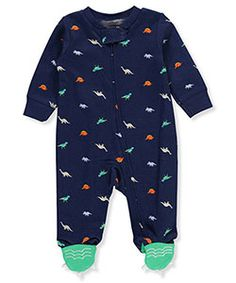Carter's Baby Boys' Footed Coveralls