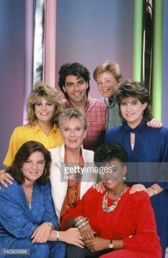 Mindy Cohn as Natalie Letisha Sage Green, Lisa Whelchel as Blair Warner, George Clooney as George Burnett, Mackenzie Astin as Andy Moffet Stickle, Nancy McKeon as Joanna 'Jo' Marie Polniaczek Bonner,...