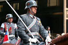 Luftwaffe, Modern Warfare, Armed Forces, South America, Wwii, Riding Helmets, Army, Stylish, Military Uniforms