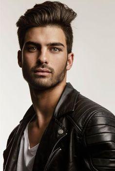 Beautiful Men Faces, Beautiful Boys, Moustache, Portrait Photography Men, Short Beard, Dapper Gentleman, Handsome Faces, Guy Pictures, Portraits