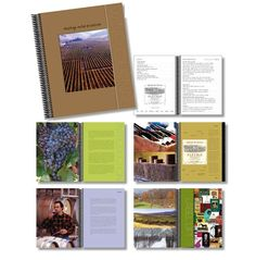 Wine Journal from Wine Branch