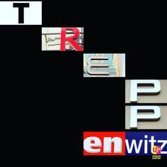 T R e PP en w it z #german #words #poetry #urbanpoetry #treppenwitz #berlin #wien #zürich #hamburg #munich