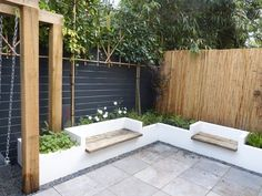 Back Garden Design, Garden Design Plans, Small Backyard Design, Modern Garden Design, Small Backyard Landscaping, Patio Design, Small Gardens, Outdoor Gardens, Small Garden Ideas Modern