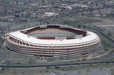 Washington Nationals, RFK Stadium., DC