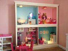 American girl house. Just the photo link.