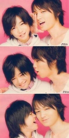Inoo Kei & Chinen Yuri