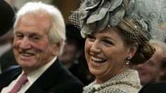 Koningin Maxima met haar Vader (NL)