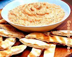 Gourmet Israel: Pasta de Jatzilim - Berenjena