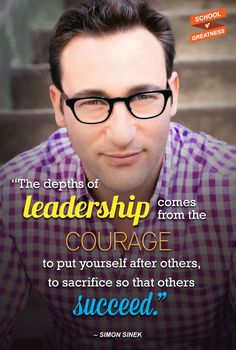 Simon Sinek: Why Leaders Eat Last lewishowes.com/... http://itz-my.com