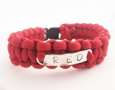 remember everyone deployed red friday paracord bracelet support our troops military support deployment gift - Support Our Troops Silicone Bracelet