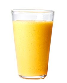 Apple, Carrot Ginger Smoothie