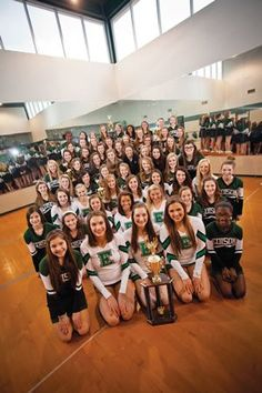 Edison Preparatory School's sixth- through ninth-grade and varsity pom teams placed first at the state   championship in December. Edison is the first Oklahoma high school in the past 16 years to receive first place in every category its program entered.