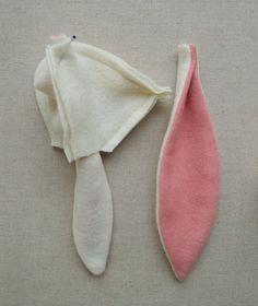 Soft Woolen Bunny | Purl Soho