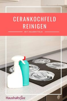 Schott glass ceramic hob has stains or scratches? Clean and care for it with Hausmi … – Flecken, Kalk & Schimmel – Recycling