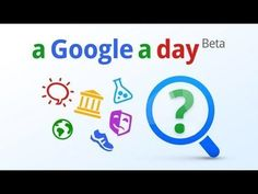 Check out Google a Day Challenges for daily warm-up activities.