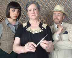 Photo Flash: Meet the Cast of Theatre in the Round's APPOINTMENT ...