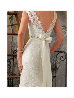 2013-fashion-dream-embroider-backless-lace-mermaid-bridal-wedding-gown-bch093.jpg 546×728 pixels