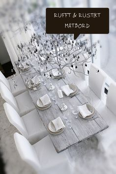 White Wash Table Topdifferent Coloured Chairs Simplicity - White wash dining table