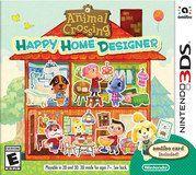Animal Crossing: Happy Home Designer - Nintendo 3DS, Multi