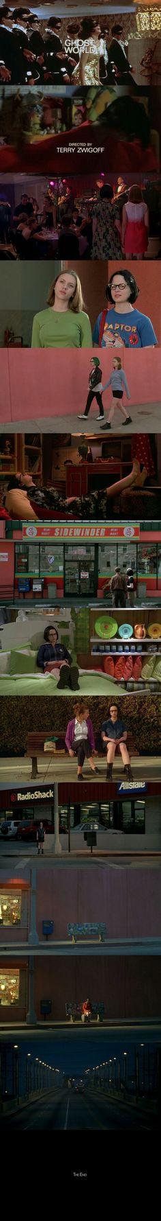 Ghost World (2001) Directed by Terry Zwigoff.
