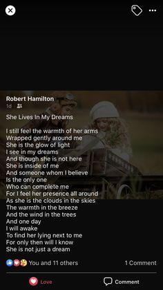 My Dream, Poems, Believe, Feelings, Poetry, Verses, Poem