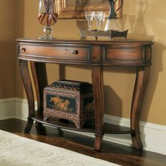 Hooker Furniture Corporation Brookhaven Sofa Table