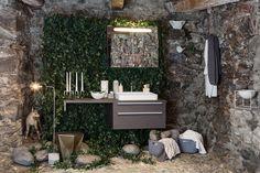 Schweizerbad, Scenery Design: GUSTAVE  #Installation #Stone #Bath #Furniture Brand Campaign, Bad, Stone Bath, Scenery, Concept, Photoshoot, Architecture, Create, Design